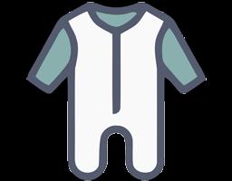 Pijamas para bebé por tallas