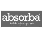 Ropa de bebé de Absorba por tallas